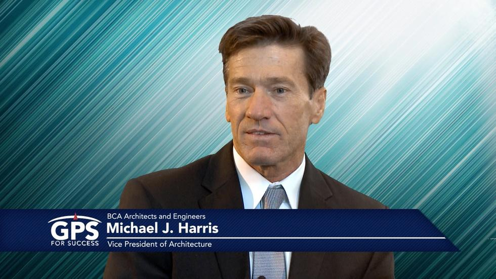 Michael J. Harris Extended Interview image