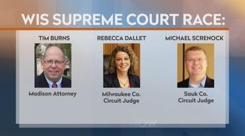 Wisconsin Supreme Court Candidates Face-Off