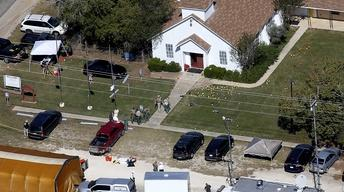 Tight-knit Texas community reels from church murders