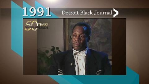 American Black Journal -- Detroit Black Journal Interview: Danny Glover