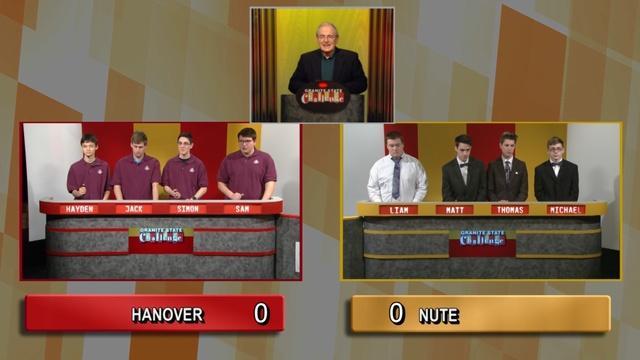 Hanover Vs. Nute