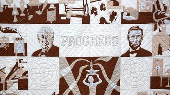 S22 Ep3: Appraisal: Century of Progress Quilt, ca. 1933
