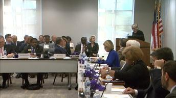 The UNC Board of Governors Meeting, September 8,2017