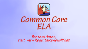 Common Core ELA