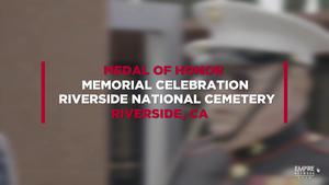 Medal of Honor Memorial Celebration