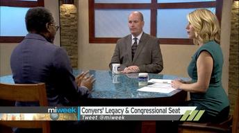 Conyers' Legacy & Congressional Seat