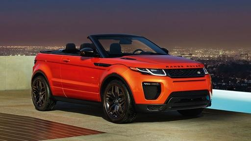S36 Ep46: 2017 Land Rover Range Rover Evoque Convertible & 2 Video Thumbnail