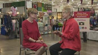 Nancy's Corner - Meg Cox, Quilt Expert and Author