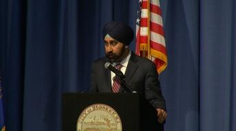 Ravi Bhalla makes history as first Sikh mayor in New Jersey