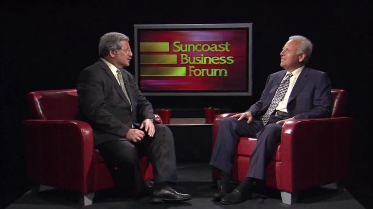 Suncoast Business Forum: November 2017: Gary Wishnatzki