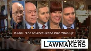 S32 E08: End of Scheduled Session Wrap-up