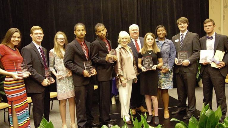 Louisiana Young Heroes 2017