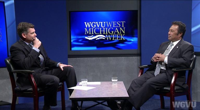 West Michigan Week: Hon. Tommy Remengesau, Jr., President, Rep. of Palau #3713