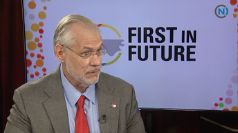 First in Future: Mike Walden, Ph.D