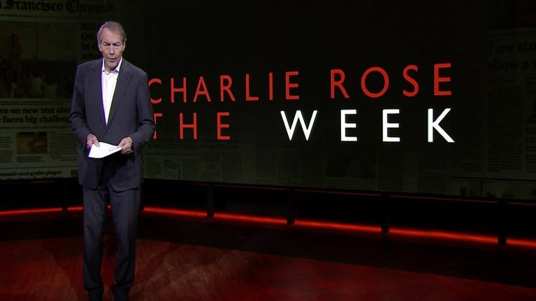 Charlie Rose The Week: September 1, 2017