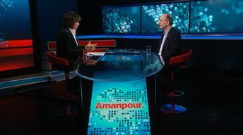 Amanpour: Armando Iannucci and Tara Westover