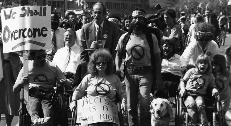 Colorado Experience: The Gang of 19 - ADA Movement