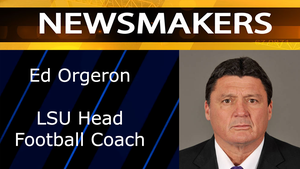 Ed Orgeron, LSU Head Football Coach