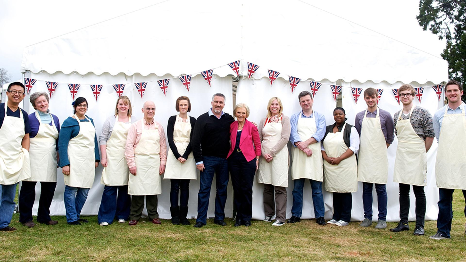The Great British Baking Show The Final