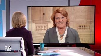 Sen. Heitkamp: Critics overstating case against banking bill