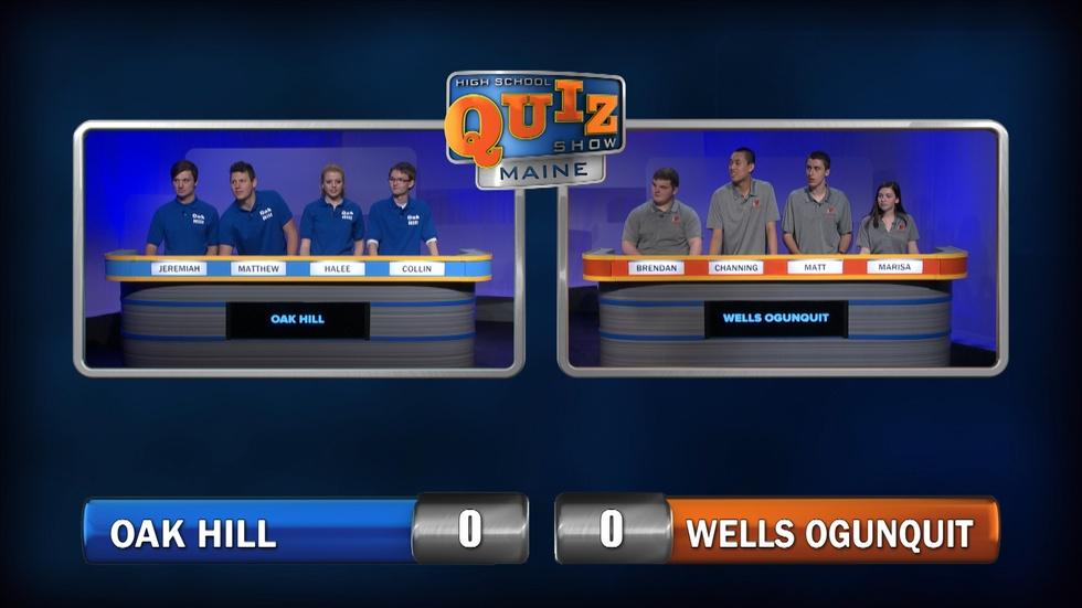 Oak Hill vs. Wells image