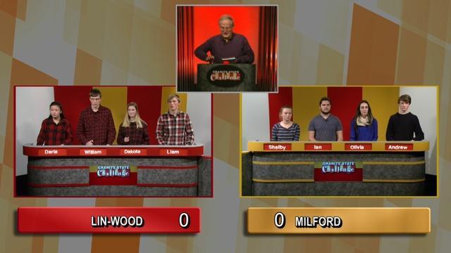 Lin-wood Vs. Milford | 2018 Wild Card Game