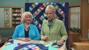 Strip-by-Strip Patchwork Quilts - Part 1