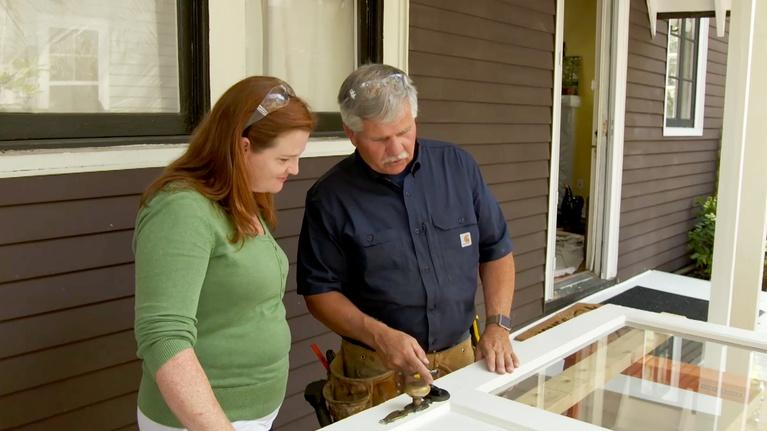 Ask This Old House: Ask TOH | Dutch Door, Landscape Checkers
