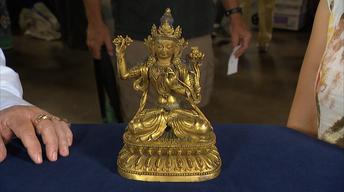 S21 Ep26: Appraisal: Vairocana Buddha, ca. 1410