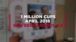 One Million Cups April 2018