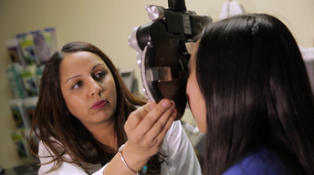 Ophthalmologist: Curious About Careers