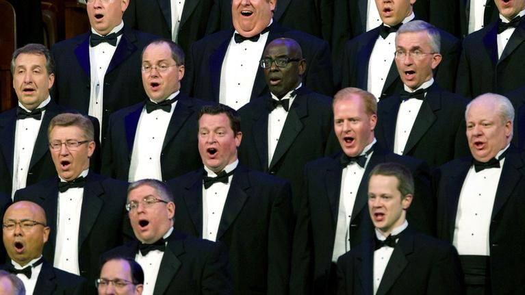 """Christmas with the Mormon Tabernacle Choir: Christmas Children (from """"Scrooge"""")"""