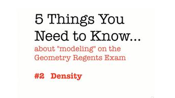 CC Geometry Density