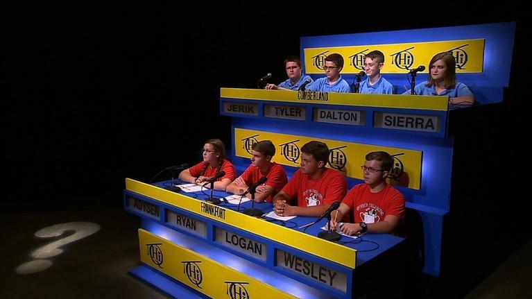 Scholastic Hi-Q: Frankfort vs. Cumberland 2703