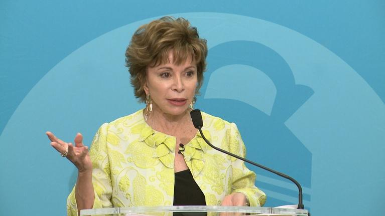 The City Club Forum: Life & Literature of Isabel Allende