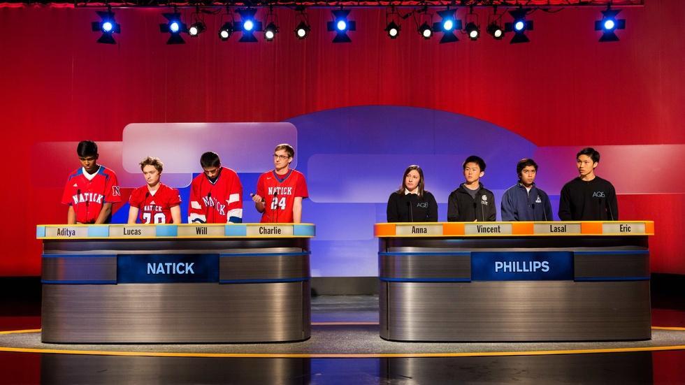Quarterfinal #3: Andover vs. Newton North (911) image