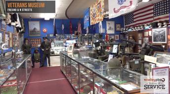 Stories of Service: Veterans Memorial Museum