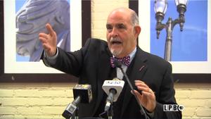 10/23/17 - Paul Arrigo, CEO Visit Baton Rouge