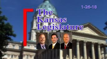 Kansas Legislature Show 2018-01-26