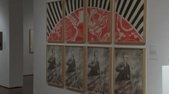 Rutgers acquires collection of Soviet nonconformist art