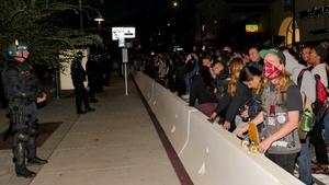 "Berkeley Protests, Political Analysis, ""The Vietnam War"""