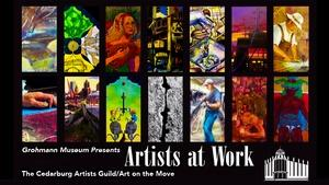 The Arts Page: Program #533 - Artists at Work
