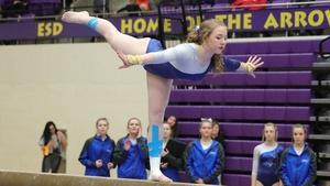 2018 SDHSAA Gymnastics Championships