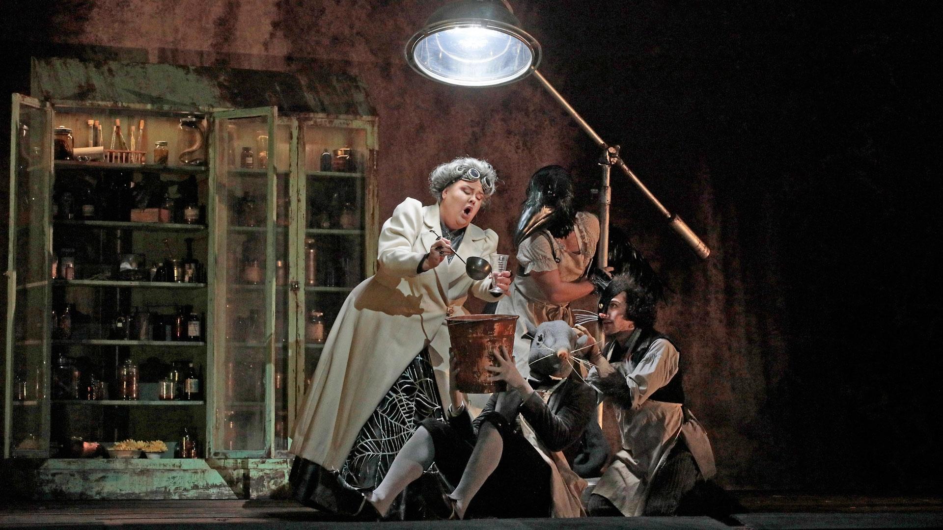 Čury mury fuk, Act 1 | GP at the Met: Rusalka