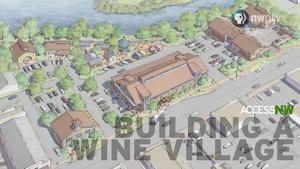Building a Wine Village