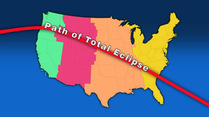 """Are You Eclipse Ready?"" Aug 7-13th 5 Min"