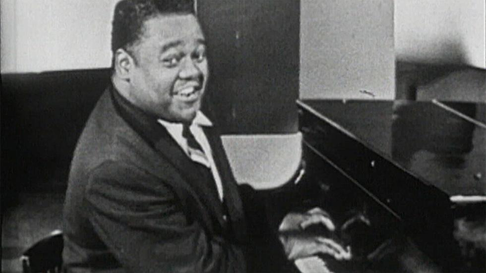 Remembering Fats Domino image