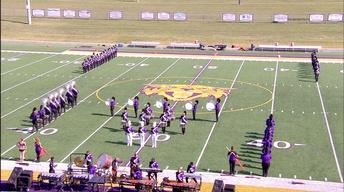 Bethel University Renaissance Band halftime performance