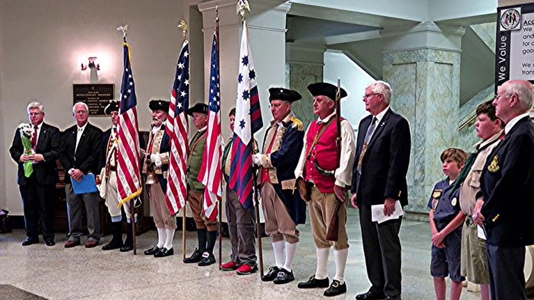 OzarksWatch Video Magazine: Sons of the American Revolution