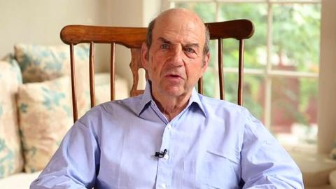 PBS NewsHour -- What Calvin Trillin learned from his college writing course